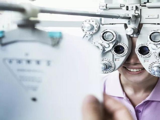 عيادات المعتصم للعيون
